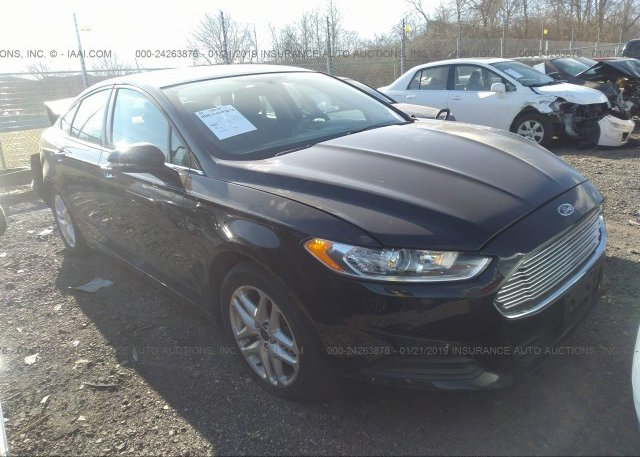 Inventory #853191977 2016 FORD FUSION