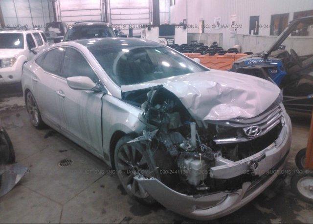 Inventory #611024647 2012 Hyundai AZERA