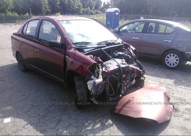 Inventory #246166535 2003 Toyota ECHO