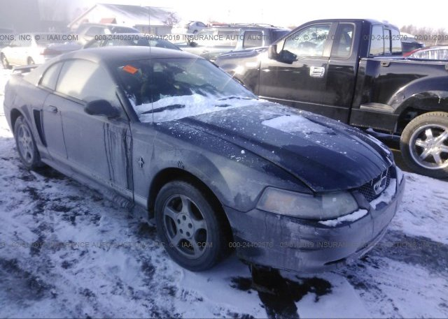 Inventory #699909444 2002 FORD MUSTANG