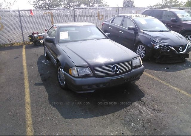 Inventory #846422306 1995 Mercedes-benz SL