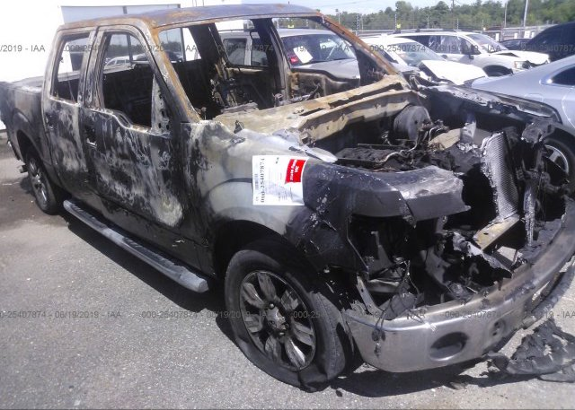 Inventory #418496873 2012 FORD F150