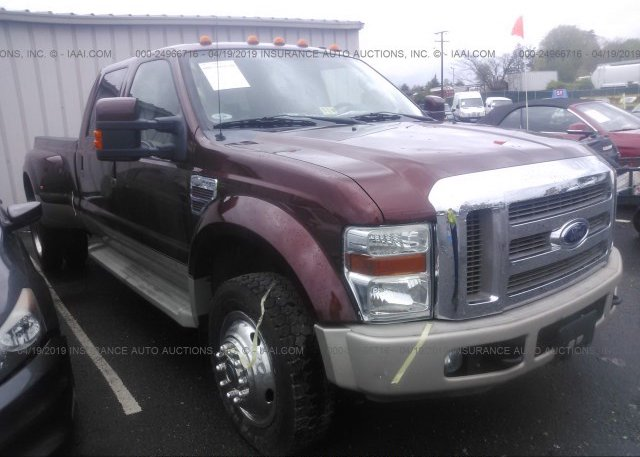 Inventory #415909754 2008 FORD F450
