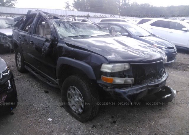 Inventory #797608542 2002 Chevrolet TAHOE