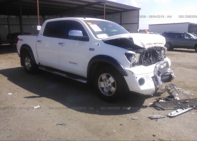 Inventory #275083628 2012 Toyota TUNDRA