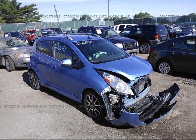 Inventory #430730860 2014 Chevrolet SPARK