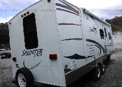 2009 KEYSTONE SPRINTER OTHER - YYDT2502791532467 rear view
