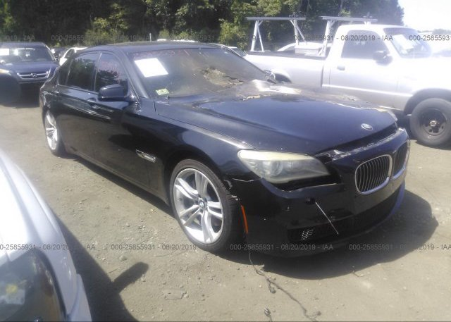 Inventory #950913011 2010 BMW 750