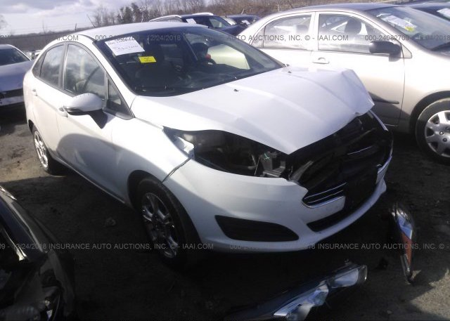 Inventory #517783279 2014 FORD FIESTA