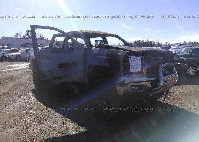 Inventory #752788726 2015 Chevrolet SILVERADO