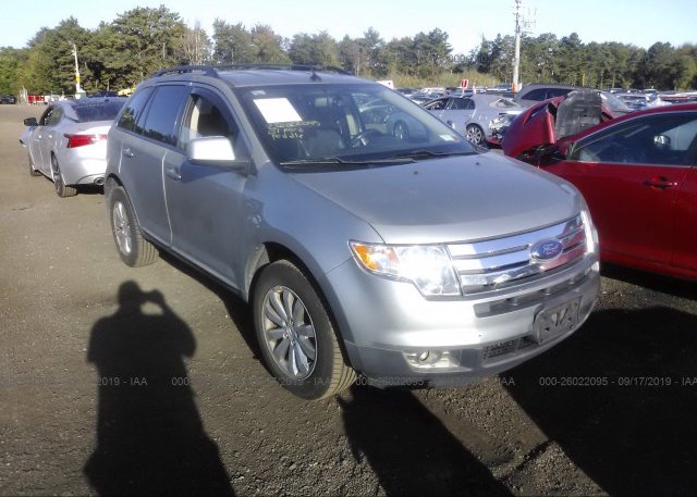 Inventory #607713208 2007 FORD EDGE