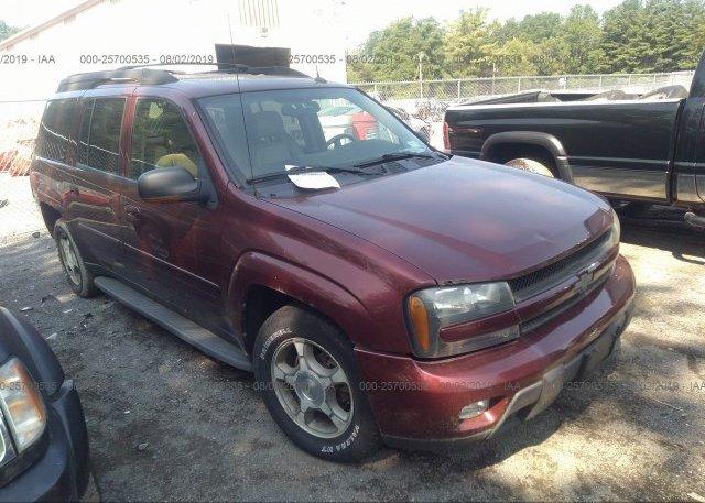 Inventory #243969041 2005 Chevrolet TRAILBLAZER