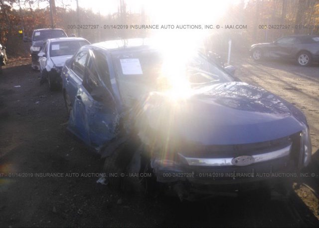 Inventory #388113012 2011 FORD FUSION