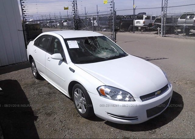Inventory #583030764 2016 Chevrolet IMPALA LIMITED