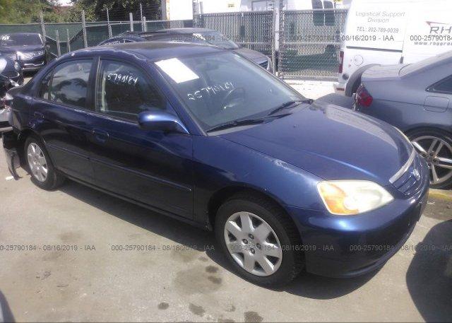 Inventory #780613513 2002 Honda CIVIC
