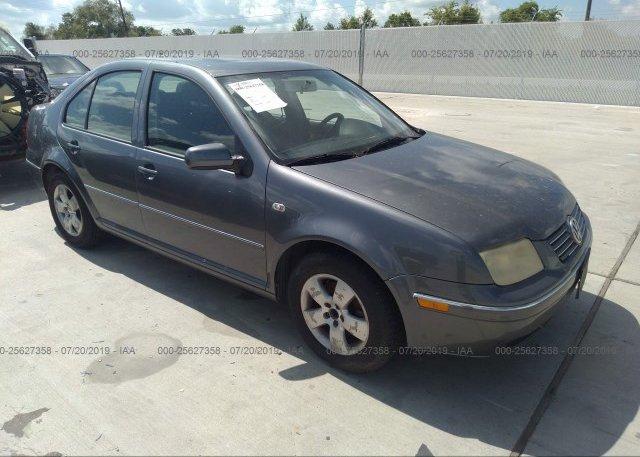 Inventory #529489155 2004 Volkswagen JETTA
