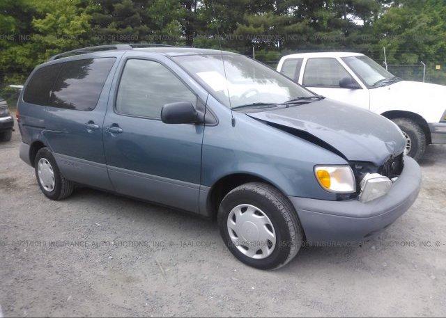 Inventory #620377978 2000 Toyota SIENNA