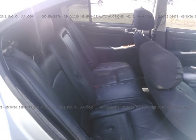 2009 Hyundai GENESIS - KMHGC46E09U054741
