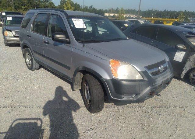 Inventory #503223509 2002 Honda CR-V