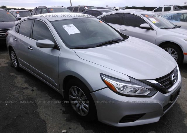 Inventory #921708085 2017 Nissan ALTIMA