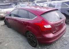 2012 FORD FOCUS - 1FAHP3N24CL426146 [Angle] View