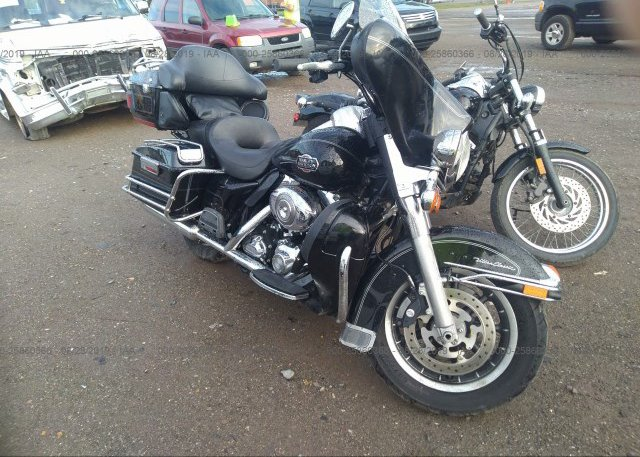 Inventory #965832436 2008 Harley-davidson FLHTCUI
