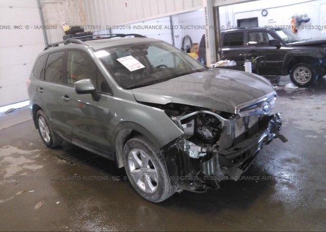 Inventory #736441253 2016 Subaru FORESTER