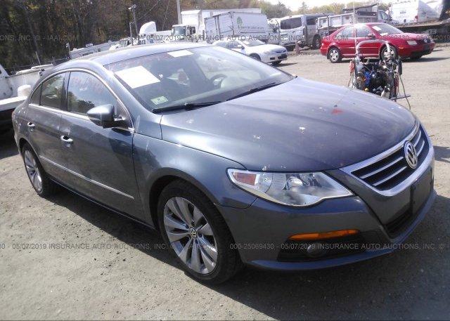 Inventory #912253739 2010 Volkswagen CC