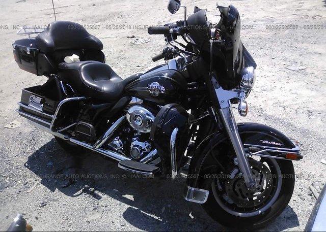 Inventory #880000514 2007 Harley-davidson FLHTCUI