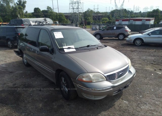 Inventory #312299731 2003 FORD WINDSTAR
