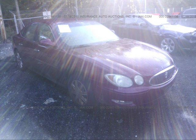 Inventory #254278142 2005 Buick LACROSSE