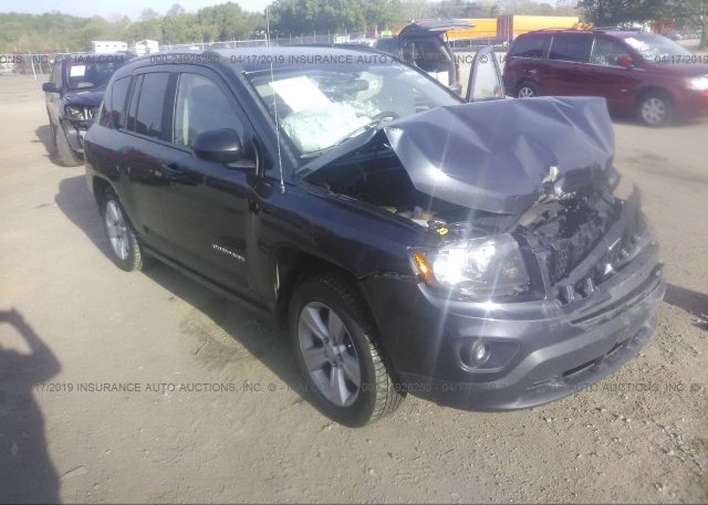 Inventory #552678025 2014 JEEP COMPASS