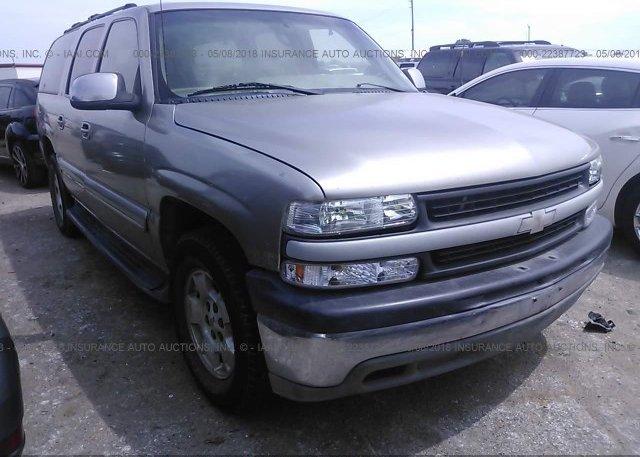 Inventory #614680652 2001 Chevrolet SUBURBAN