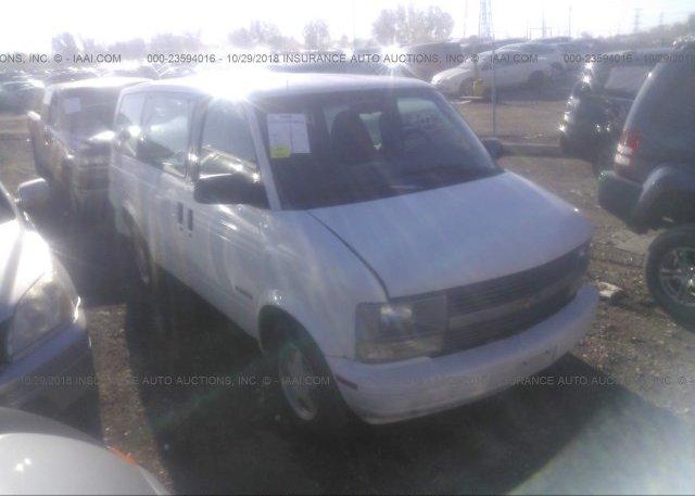 Inventory #256807020 2000 Chevrolet ASTRO