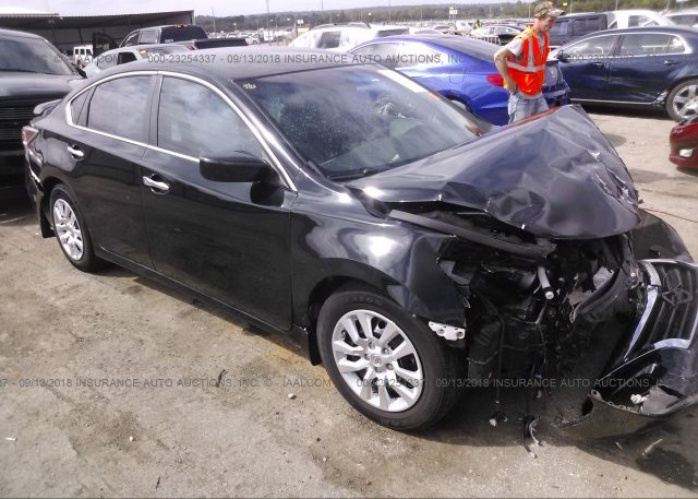 Inventory #801757123 2015 NISSAN ALTIMA