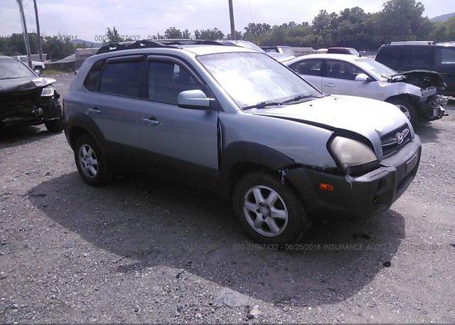 Inventory #338171536 2005 Hyundai TUCSON