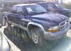 2001 Dodge DAKOTA - 1B7GG22N31S284891 Left View