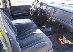 2001 Dodge DAKOTA - 1B7GG22N31S284891 close up View