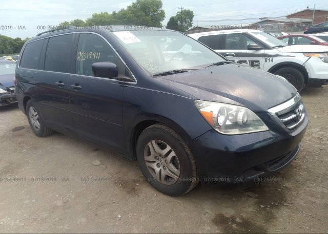 Inventory #932764610 2007 Honda ODYSSEY