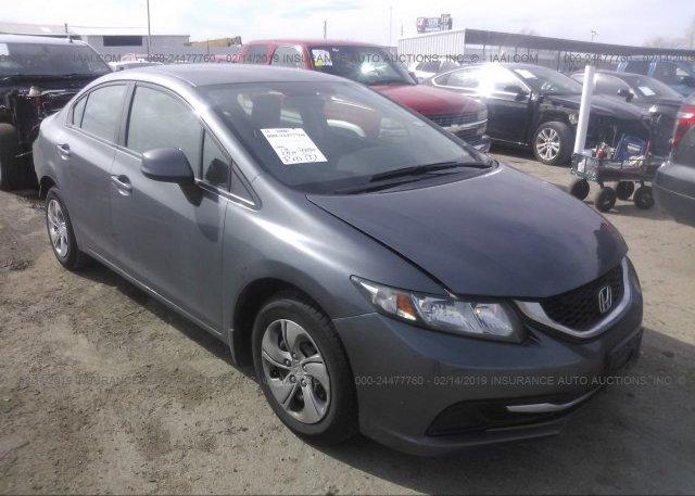 Inventory #732866556 2013 Honda CIVIC