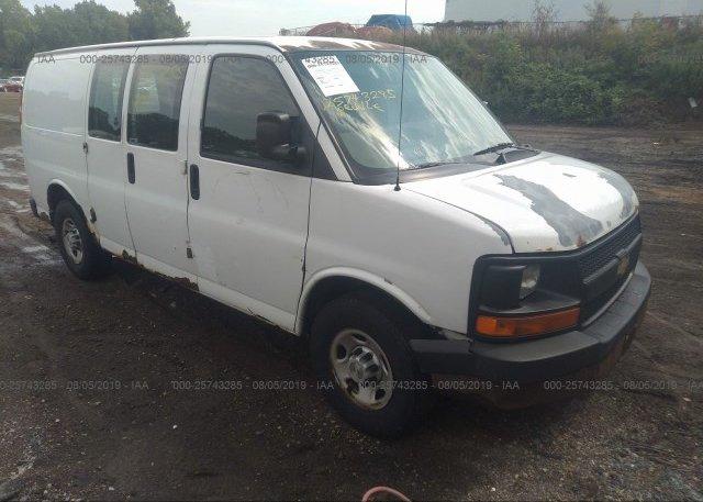 Inventory #128484649 2007 Chevrolet EXPRESS G2500