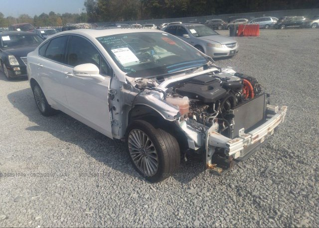 Inventory #934318799 2013 FORD FUSION