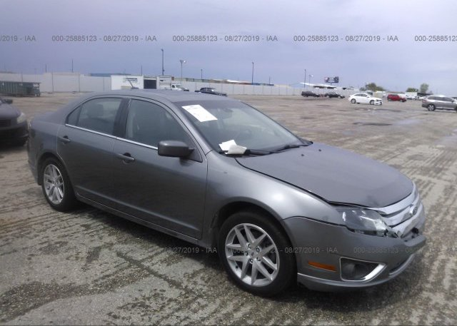 Inventory #561443662 2012 FORD FUSION