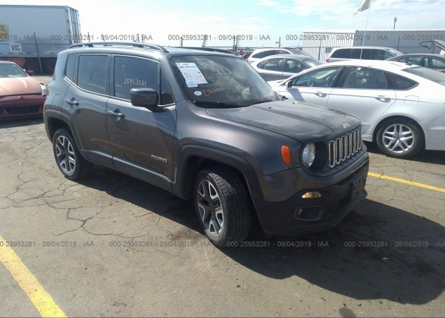 Inventory #489708952 2016 JEEP RENEGADE