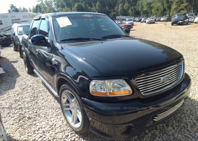 Inventory #843150338 2002 FORD F150