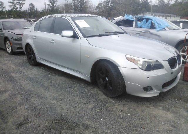 Inventory #783811056 2006 BMW 525