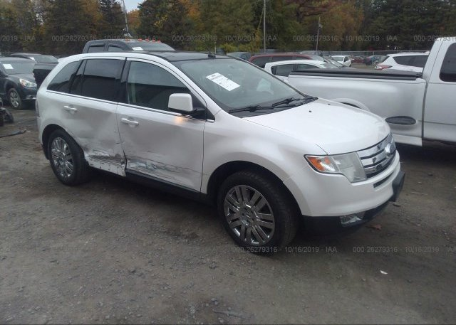 Inventory #276346484 2010 FORD EDGE