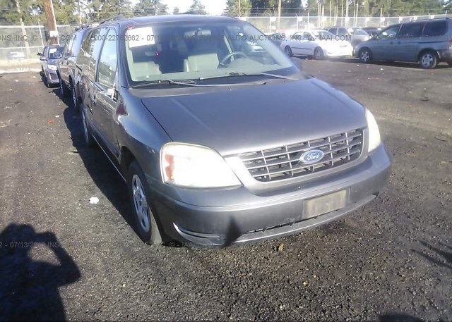 Inventory #204101222 2006 FORD FREESTAR