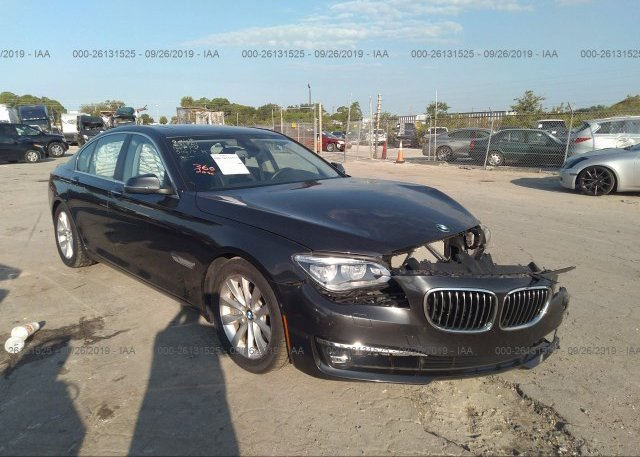 Inventory #658801973 2015 BMW 740