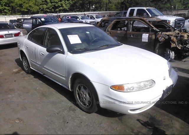 Inventory #177468034 2003 Oldsmobile ALERO